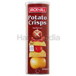 Jack N Jill Potato Crisps BBQ 160gm