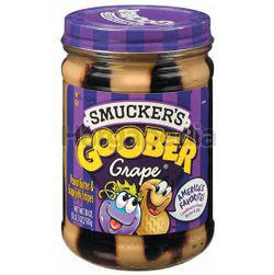 Smucker's Goober Grape Peanut Butter 510gm