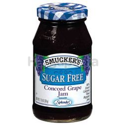 Smucker's Sugar Free Concord Grape Jam 361gm