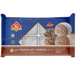 KG Pastry Chocolate Mantou 400gm