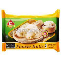 KG Pastry Flower Rolls 400gm