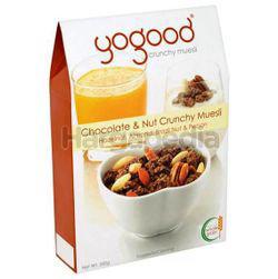 Yogood Chocolate & Nut Crunchy Muesli 350gm