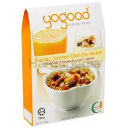 Yogood Honey Toasted Crunchy Muesli 350gm