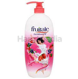 Fruitale Fair White UV Shower Cream Radiant 1lit