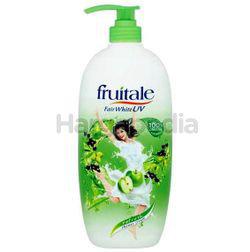 Fruitale Fair White UV Shower Cream Refresh 1lit