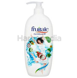 Fruitale Fair White UV Shower Cream Whitens 1lit