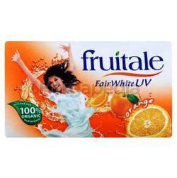 Fruitale Bar Soap Orange 3x80gm