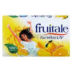 Fruitale Bar Soap Lemon 3x80gm