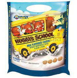 Julie's Huggy's School Milk Cookies 240gm