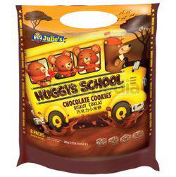 Julie's Huggy's School Chocolate Cookies 240gm