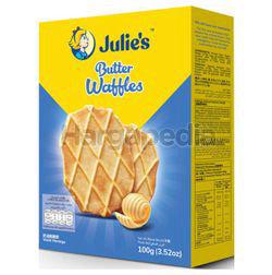 Julie's Butter Waffles 100gm