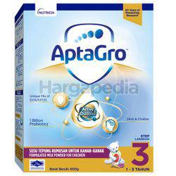 AptaGro Milk Powder Step 3 600gm