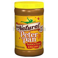 Peter Pan Peanut Butter Creamy Honey Roast 462gm