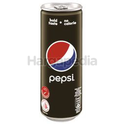 Pepsi Black Can 320ml