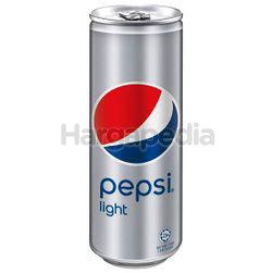Pepsi Light Can 320ml