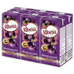 Ribena Blackcurrant Fruit Drink 6x200ml