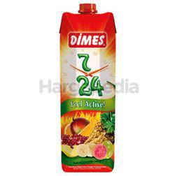Dimes 7/24 Cereal Fruit Juice 1lit