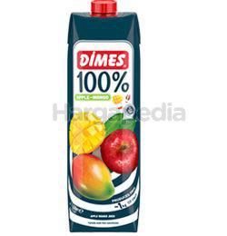 Dimes Premium 100% Apple Mango Juice 1lit