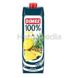 Dimes Premium 100% Pineapple Juice 1lit