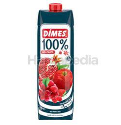 Dimes Premium 100% Red Fruits Juice 1lit