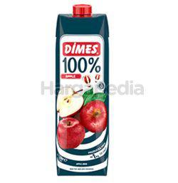 Dimes Premium 100% Apple Juice 1lit