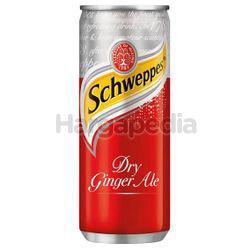 Schweppes Dry Ginger Ale 320ml