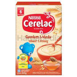 Nestle Cerelac Wheat & Honey 225gm