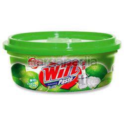 Win Dishwashing Paste Lime 400gm