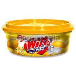 Win Dishwashing Paste Lemon 400gm