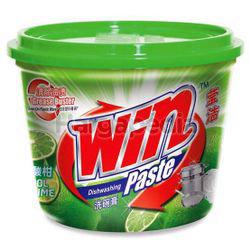 Win Dishwashing Paste Lime 800gm