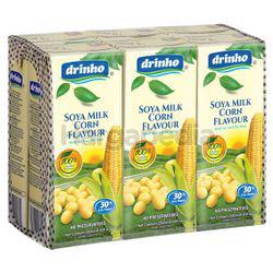 Drinho Corn Soya Bean 6x250ml