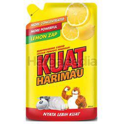 Kuat Harimau Dishwashing Liquid Lemon 650ml