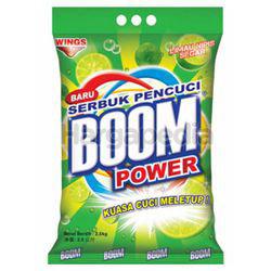 Boom Detergent Powder Lime 2.5kg