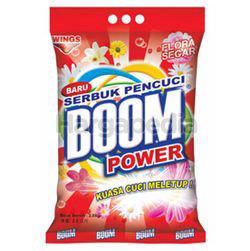 Boom Detergent Powder Floral 4kg
