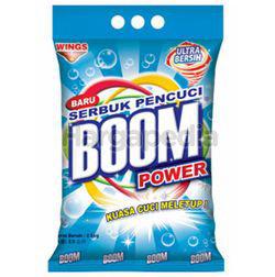 Boom Detergent Powder Ultra Bersih 4kg