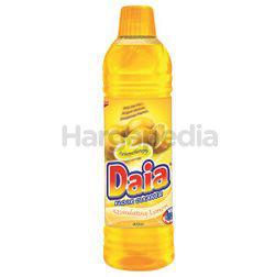 Daia Floor Cleaner Stimulating Lemon 900ml