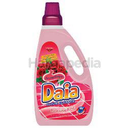 Daia Floor Cleaner Relaxing Rose 2lit