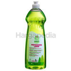 TLC Green Dishwashing Liqiud Regular 1lit