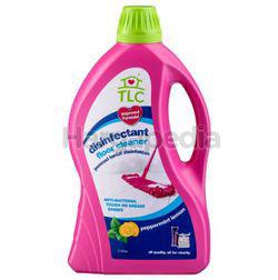 TLC Disinfectant Floor Cleaner Peppermint Lemon 2lit