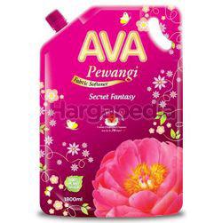 AVA Pewangi Fabric Softener Secret Fantasy Refill 1.8lit