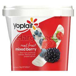 Yoplait Yogurt Mixed Berry 1kg