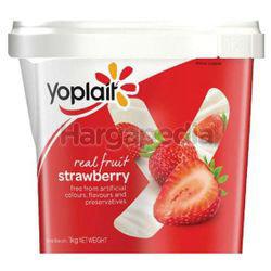 Yoplait Yogurt Strawberry 1kg