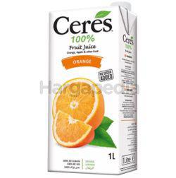 Ceres 100% Orange Juice 1lit