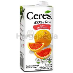 Ceres 100% Ruby Grapefruit Juice 1lit