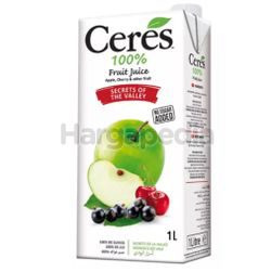 Ceres 100% Secrets of the Valley Juice 1lit
