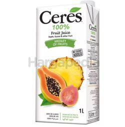 Ceres 100% Medley of Fruits Juice 1lit