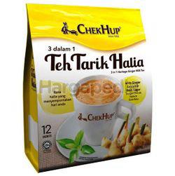 Chek Hup 3in1 Teh Tarik Ginger 12x40gm