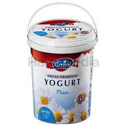 Emmi Swiss Premium Yogurt Plain 1kg