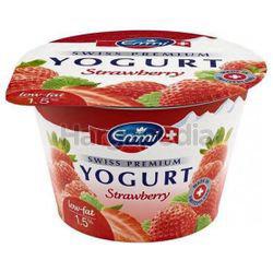 Emmi Swiss Premium Yogurt Strawberry 100gm