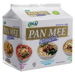 INA Pan Mee Assorted 5x90gm